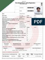 Lalu Bhai Rrb Applicant Print