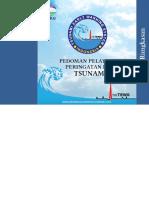 Pedoman Pelayanan Peringatan Dini Tsunami InaTEWS