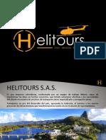 Helitours - Portafolio 2017