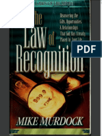 Law or Recognition
