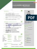 Microsoft Word Plantilla Curriculum Vitae 5