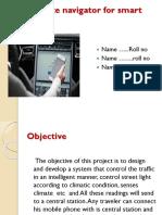 Climate Navigator for Smart Car