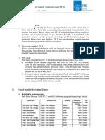 Case Study Pengangkutan Laut PT X