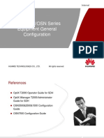 5_OTA105201 OptiX OSN series General configuration ISSUE1.00.ppt