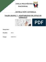 Taller 7 Grupo 9 Castro Melisa