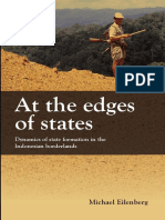 At the edges of states Dynamics of state formation in the Indonesian borderlands