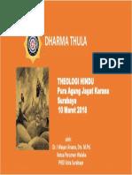 Cover Dharma Tula