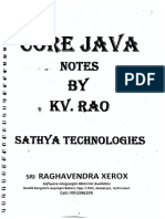 New Kv.rao Core Java (2)