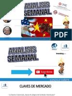 Estrategias Semanales de Trading - Analisis Fundamental, Macro, Mercados Forex