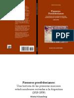 Pioneros Presbiterianos 1818-1858 - Scharenberg - 2017