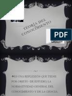 12. Teoría Del Conocimiento (Cristian Camilo)