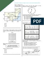 D1 de Matemática 5º ano - ATIVIDADES