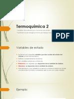 Termoquímica 2