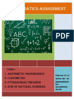 Maths Cover