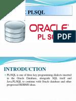 Oracle Plsql Training in Chennai