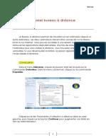 Documentation Technique Bureau c3a0 Distance