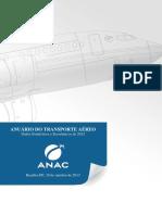 Anuário Do Transporte Aéreo 2012