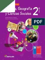 Historia, Geografía y Ciencias Sociales 2º Básico - Texto Del Estudiante (1)