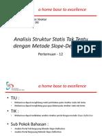Slide TSP202 AnalisisStruktur TSP 202 P12