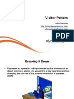 Design Patterns Visitor Slides
