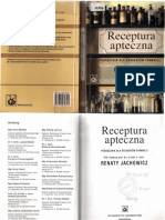 Receptura Apteczna - Renata Jachowicz