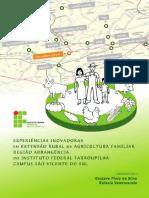 2012117151639192e-Book - Experiencias Inovadoras Em Extensao Rural Na Agricultura Familiar