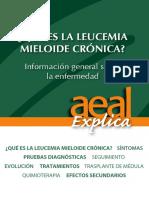 180720102 Aeal Explica Leucemia Mieloide Cronica