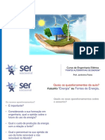 Discussao - Fontes Alternativas de Energia