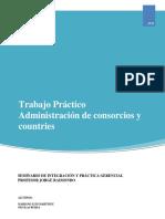 Administracion de Consorcios y Countries - Martinez-Bursa