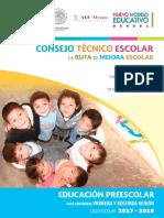 GUIA CONSEJO TÉCNICO Sesion Ordinaria de CTE Preescolar (3)