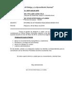 Informe Mensual TECNICO 01