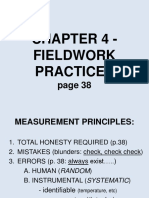 04 Fieldwork Practices