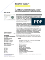 ExtrusionManager Datasheet English