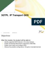3GTPL  IP Transport QOS