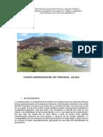 Plan de Conservacion Del Rio Torococha.bismar