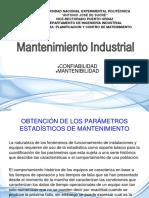Parametros Del Mantenimiento.ppt