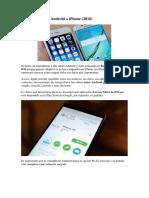 Cómo Migrar de Android a iPhone