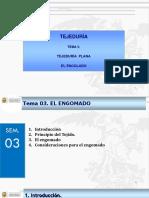Tema 03 Tejido Plano - El Encolado