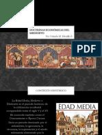 Doctrinas Económicas del Medioevo