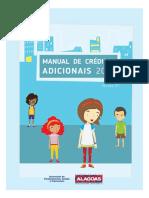 Manual de Créditos Adicionais