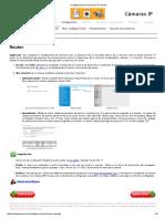 Configuración de Cámaras IP - Router