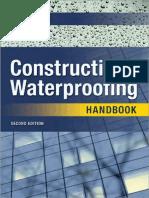 Construction Waterproofing Handbook Kubal