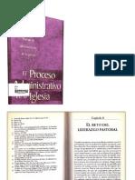 El Proceso Administrativo en La Iglesia Inés Figueroa Cap 8