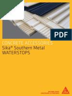 SM Waterstops en Brochure Web