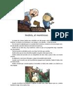 Andrés, El Mentiroso