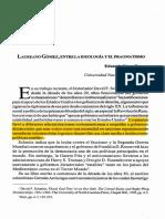 3-9B Sáenz - Laureano Gómez Entre La Ideología y El Pragmatismo