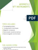 Avionics - Aircraft instruments