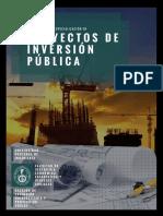 Brochure-proyectos de Inversión Pública