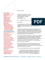 IFOIC Letter