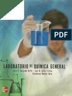 Laboratorio de Quimica General